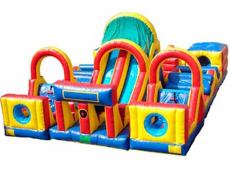 Buy inflatable Obstacle Course