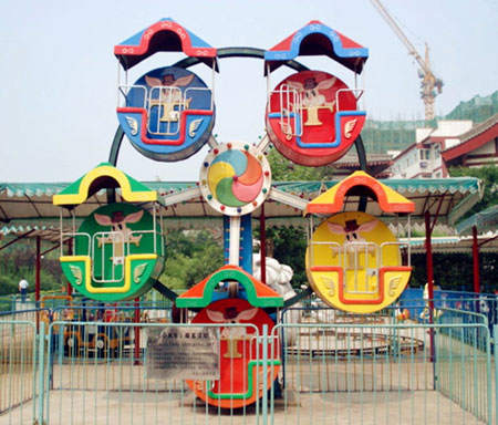 grand mini ferris wheel for kids