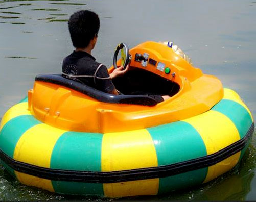 Water bumper boats for adults
