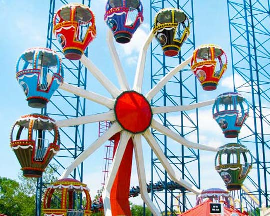top-mini-ferris-wheel-fair-ride-manufacturer