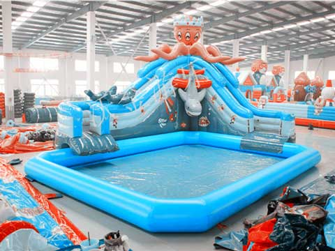 Infaltable-Swimming-Pool-For-Water-Parks-In-Beston