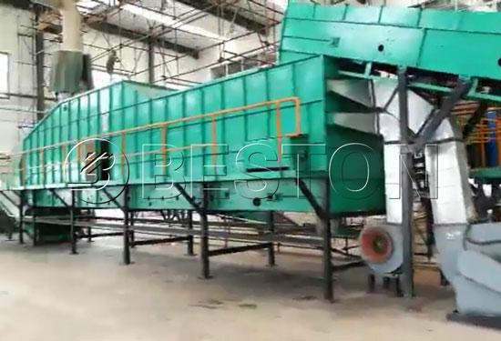 Municipal Solid Waste Management Machine