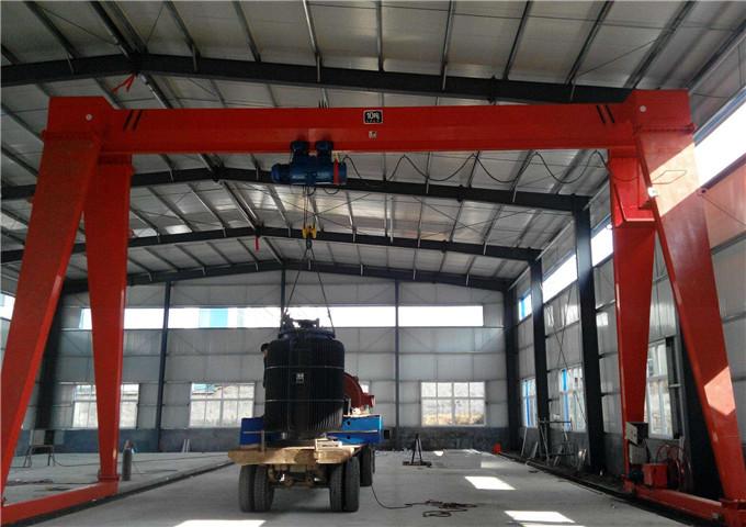 gantry crane quality excellent