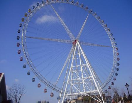 Ferris Wheel Manufacturer