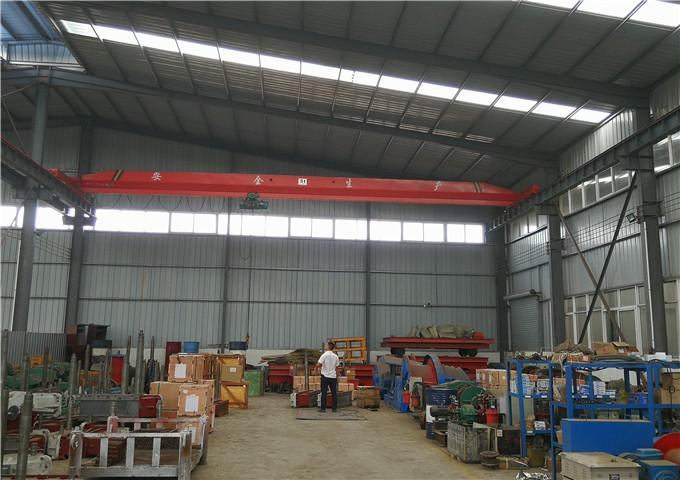 Buy electric bridge crane 5 tons