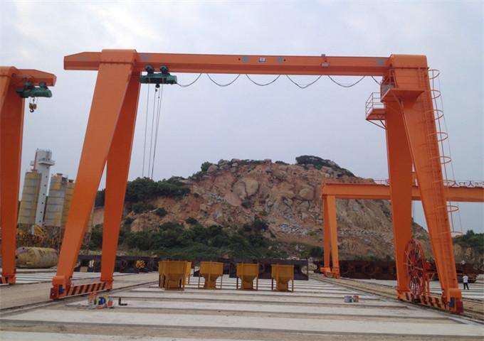 Price rugged gantry crane