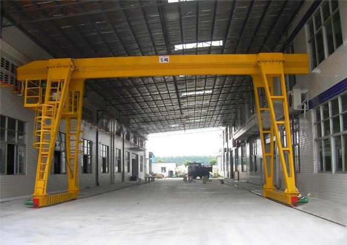 Sale gantry crane from China